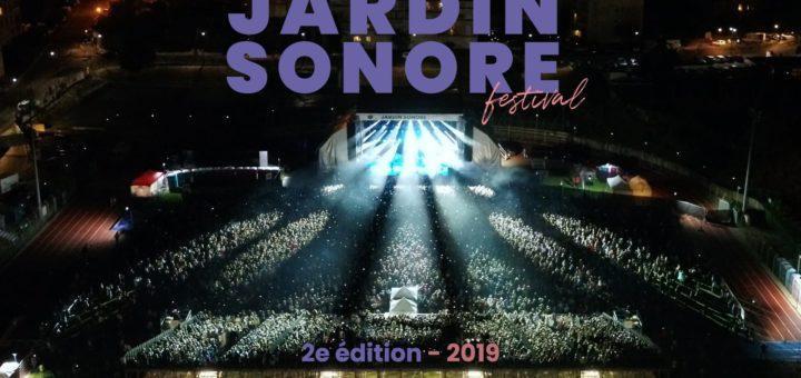 Jardin sonore festival